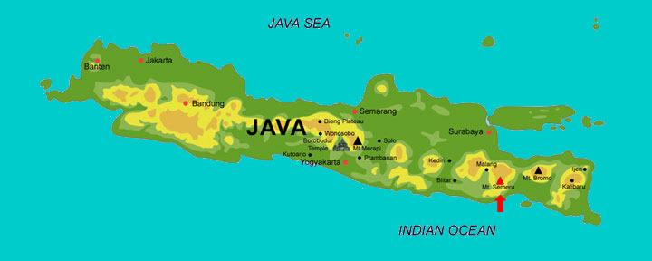 Ilha de java